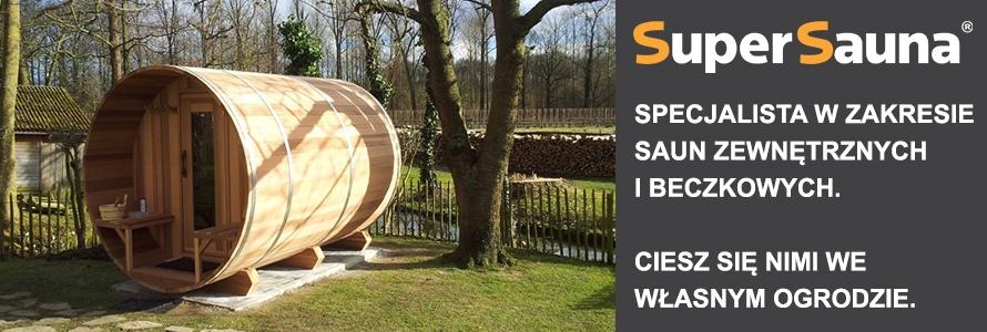 Sauna ogrodowe