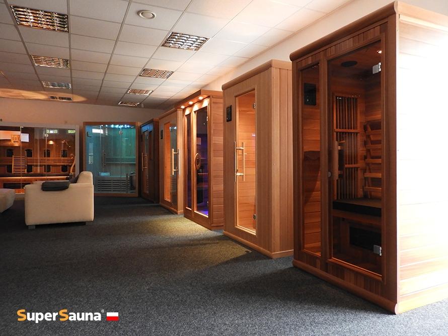 sauna sklep warszawa
